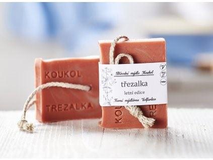 Přírodní mýdlo Koukol - TŘEZALKA