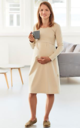 """Těhotenské šaty """"Salvia"""""""